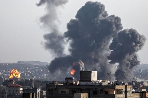 Hamas dan Israel Saling Serang Gaza Membara