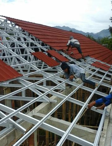 biaya bongkar pasang atap rumah, harga bongkar pasang atap rumah
