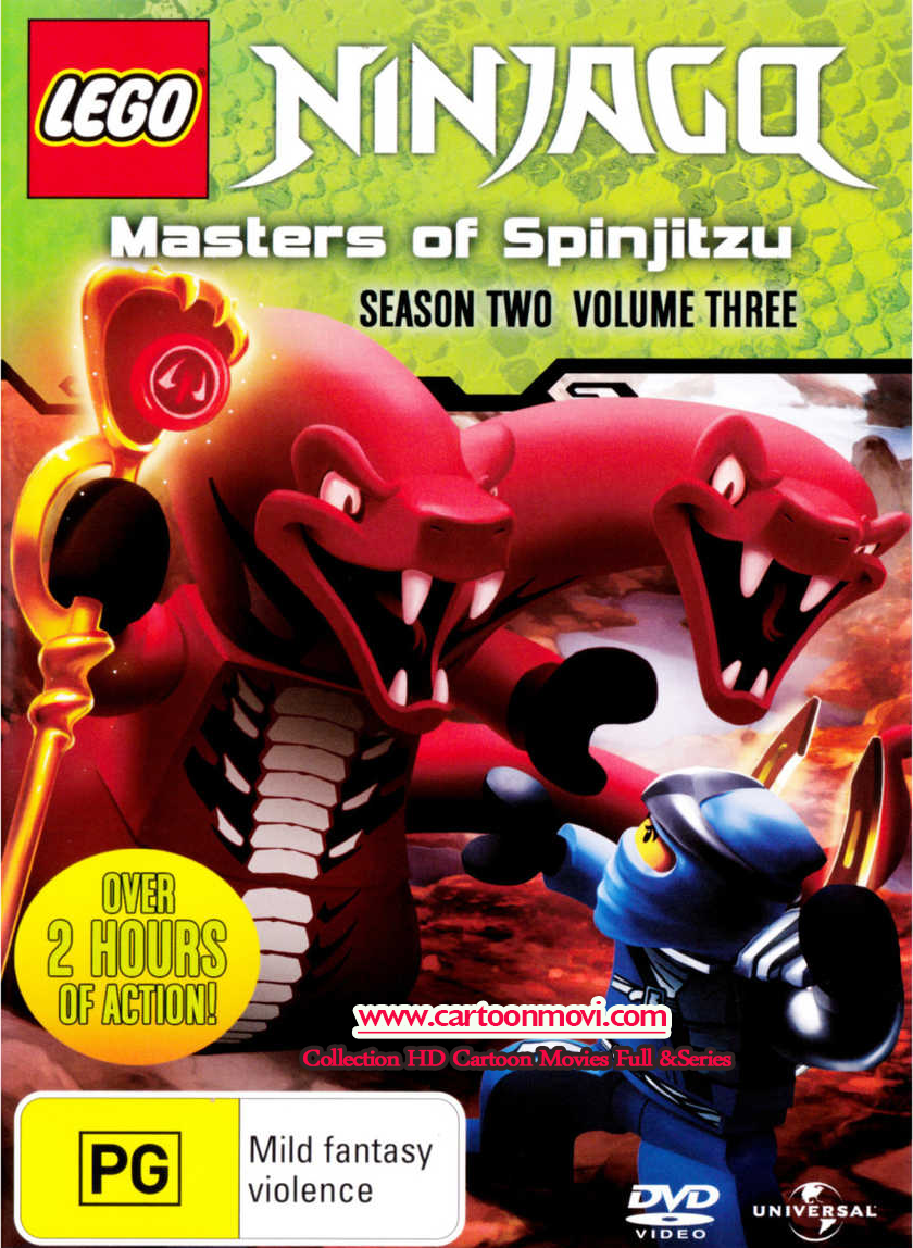 Lego Ninjago masters of spinjitzu season 2 episode 5 - Cartoon Movi