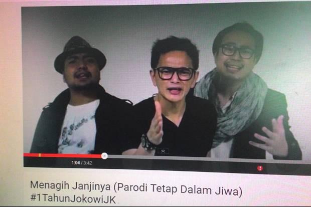 Pada 20 Oktober lalu, Pemerintah Joko Widodo-Jusuf Kalla (Jokowi-JK) genap berusia satu tahun. (sindonews)