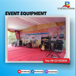 jasa event equipment | multimedia | jasa multimedia | jasa pembuatan multimedia