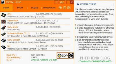 Download 3DP Chip Terbaru 2017