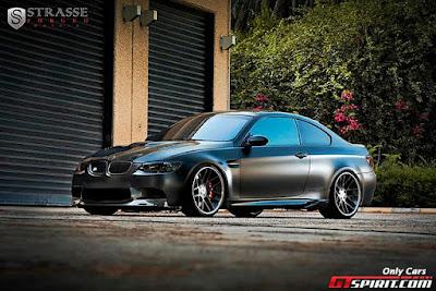 BMW M3 Rebaixada Preta