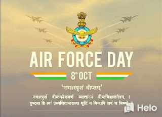 Happy 87th Indian Air Force Day