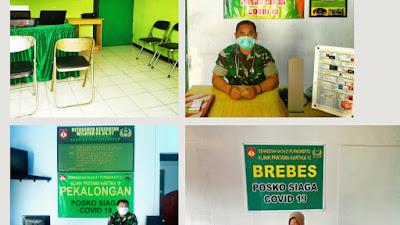 Antisipasi Penyebaran Virus, TNI Kerahkan Seluruh Potensi yang Dimiliki.