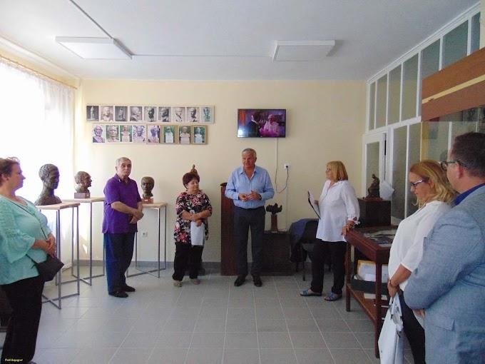 Állandó kiállításon látható Sárrétudvariban a Cséri-hagyaték