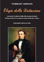 """Tommaso Romano, """"Elogio della Distinzione"""" (Ed. Thule)"""