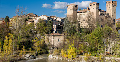 Rocca di Vignola (Modena) - Viaggynfo travel blog