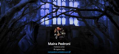 Maira Pedroni - Artstation