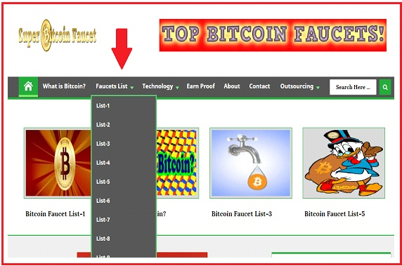 c now paste your bitcoin address in the address bar and solve captcha after then get your by clicking the button as shown as - Bitcoin Faucet