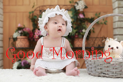 good morning baby pic download