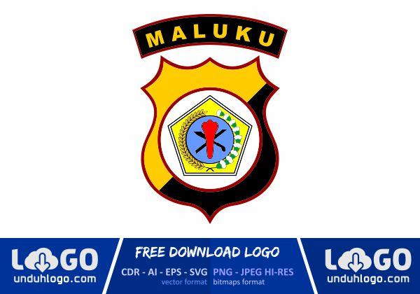 Logo Polda Maluku