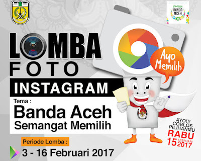 Pemko Banda Aceh Gelar Lomba Foto Instagram