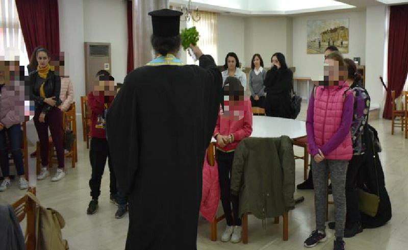 Αλεξανδρούπολη: Αγιασμός για την έναρξη του προγράμματος «Κοινωνικό Εργαστήριο Μελέτης»