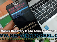 Cara Masuk Recovery Asus Zenfone 2 Z00ED