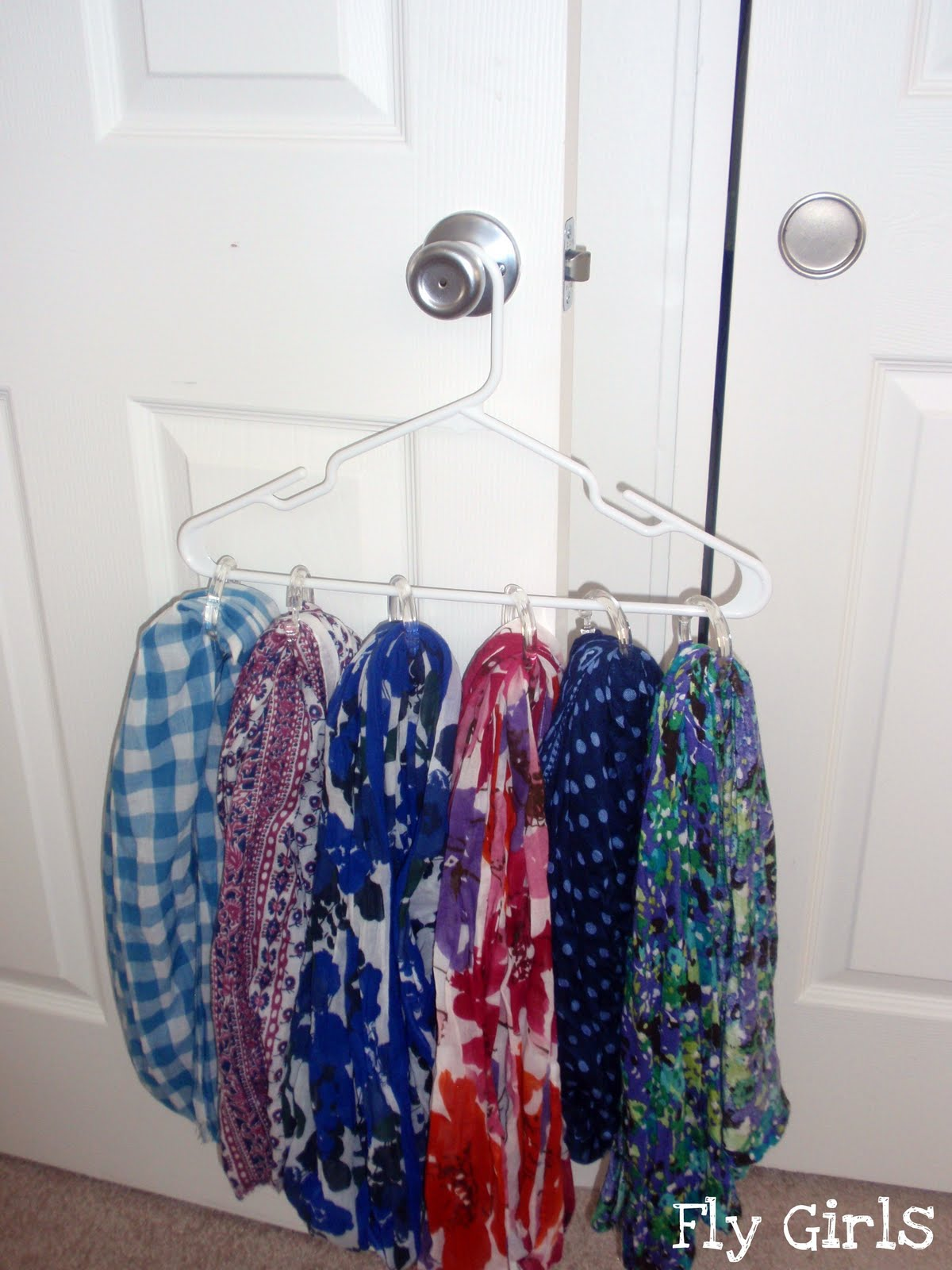 Curtain Scarf Rings