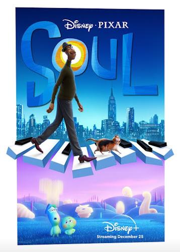 Soul (4K UHD Dual Latino / Ingles) (2020)