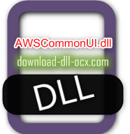 AWSCommonUI.dll download for windows 7, 10, 8.1, xp, vista, 32bit