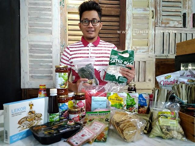 JOM KE FOODMARKET SEMPENA TERENGGANU WEEK