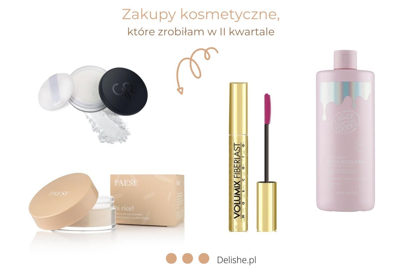 zakupy kosmetyczne