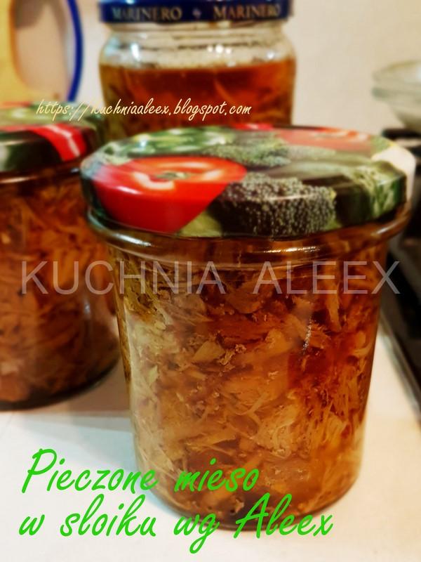 Pieczone Mieso W Sloiku Wg Aleex Kulinaria Zblogowani