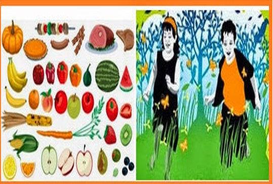 Frutas y verduras: nutrición