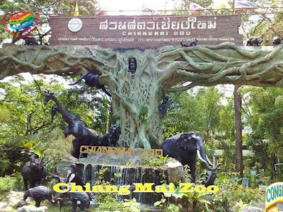 Chiang Mai Zoo, Thailand