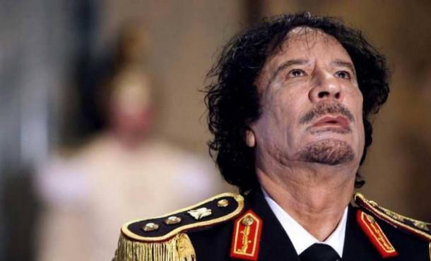 """أثار الجدل حيا وميتا.. """"شاهد"""" القذافي يعود للحياة في فيلم سينمائي قريبا وبطله المصري يكشف التفاصيل"""