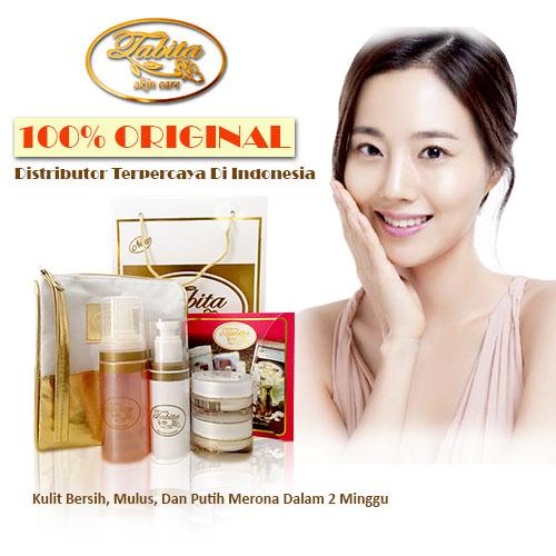 Penjual Resmi Tabita Skin Care Indonesia Terpercaya