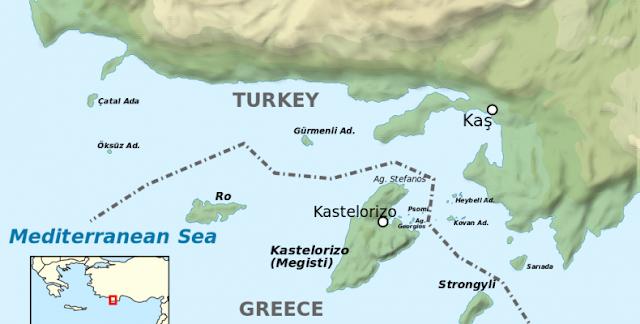 Οι Τούρκοι επιδιώκουν την… εξαφάνιση του Καστελόριζου