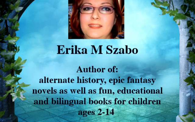 Author Erika M Szabo