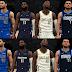 NBA 2K21 Dallas Mavericks  Jerseys V2 by Pinoy21