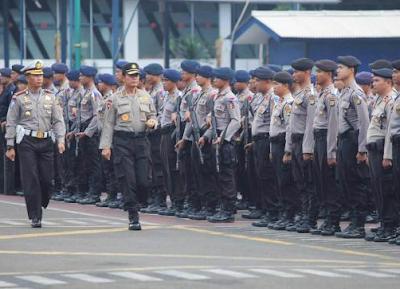 Ternyata Polisi Amerika Itu Lebih Bodoh dari Polisi Indonesia