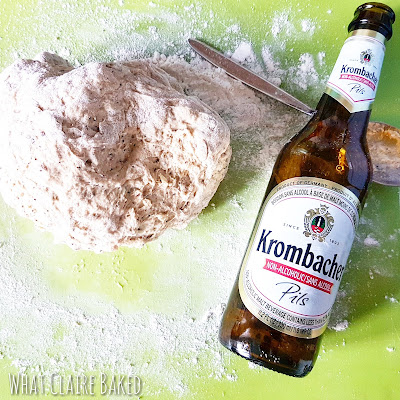 krombacher beer bread