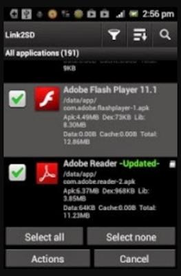 Cara Mudah Memindahkan Aplikasi Ke Micro SD