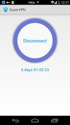 SuperVPN Free VPN Client v2.5.9 Mod VIP features unlocked