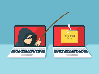 How hackers get your Through Phishing