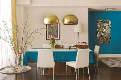 Decorar en color cobre es una forma fácil y sencilla de cambiar y modernizar la decoración