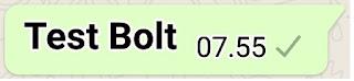 Membuat Tulisan Tebal Whatsapp