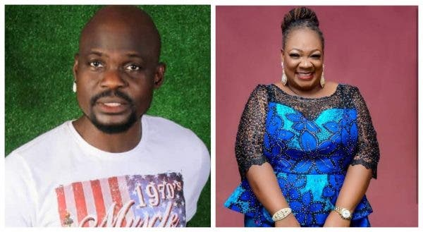 Baba Ijesha: Comedienne Princess claims her foster child is victim (Video)