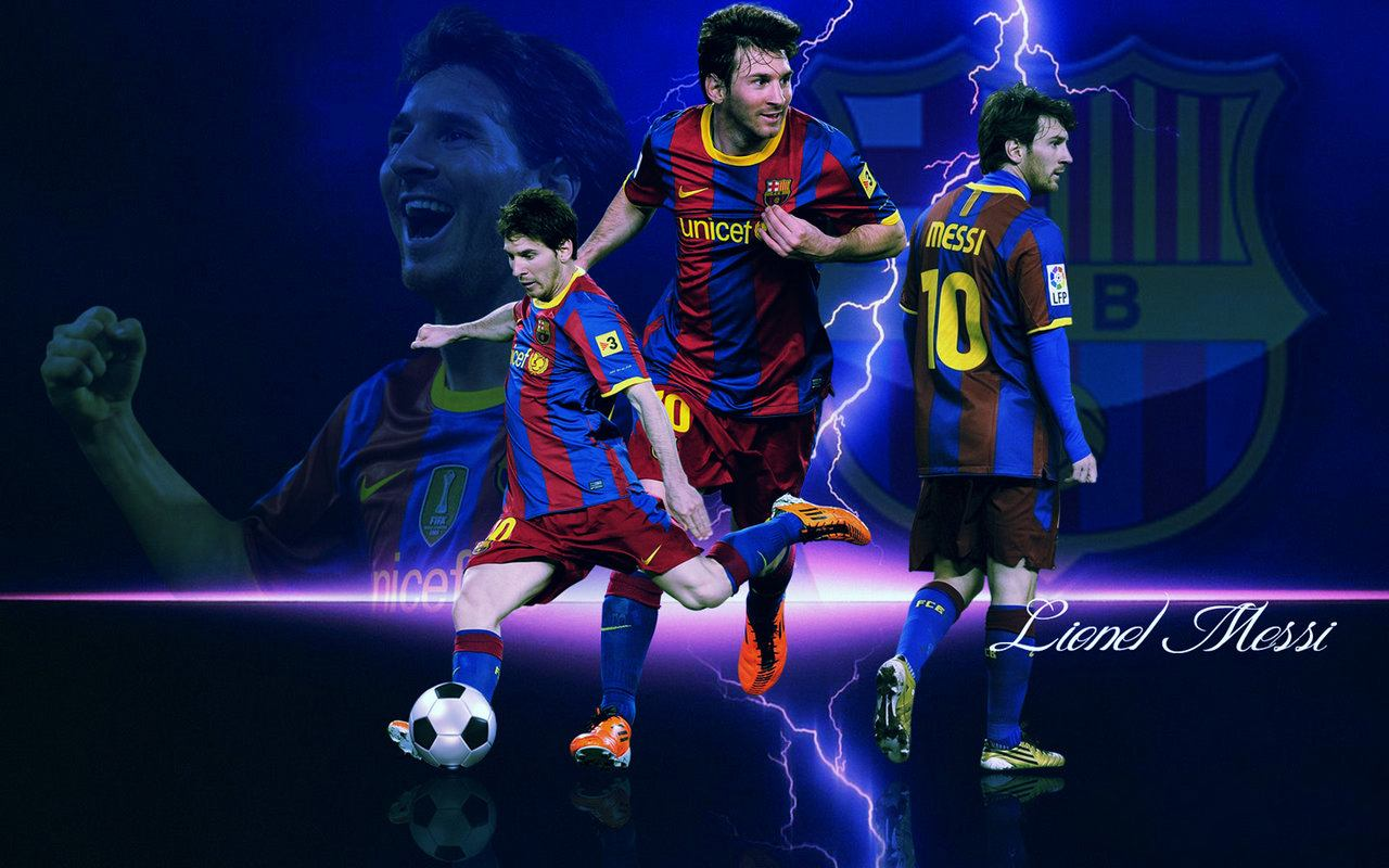 Lionel Messi FC Barcelona 2013 HD Wallpapers ~ All About ...
