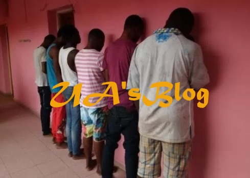 Police Raid Gay Students' Club During Initiation In Delta State...Read The Confession Of A Member
