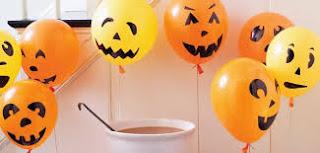 Halloween, Detalles de Decoracion