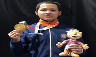 Weightlifter Jeremy Lalrinnunga wins India's gold medal