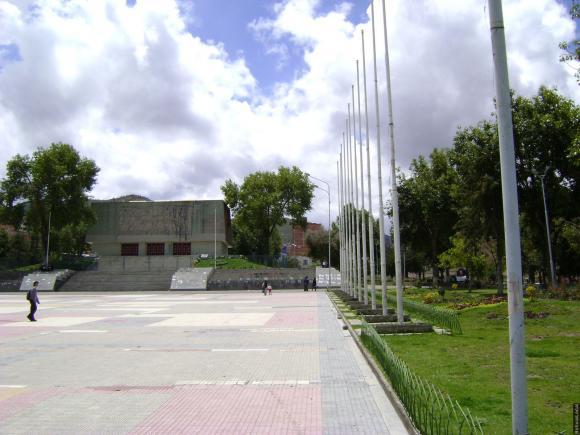 Plazas de La Paz