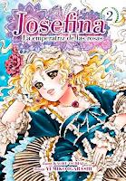 Josefina: La emperatriz de las rosas #2 - Arechi Manga