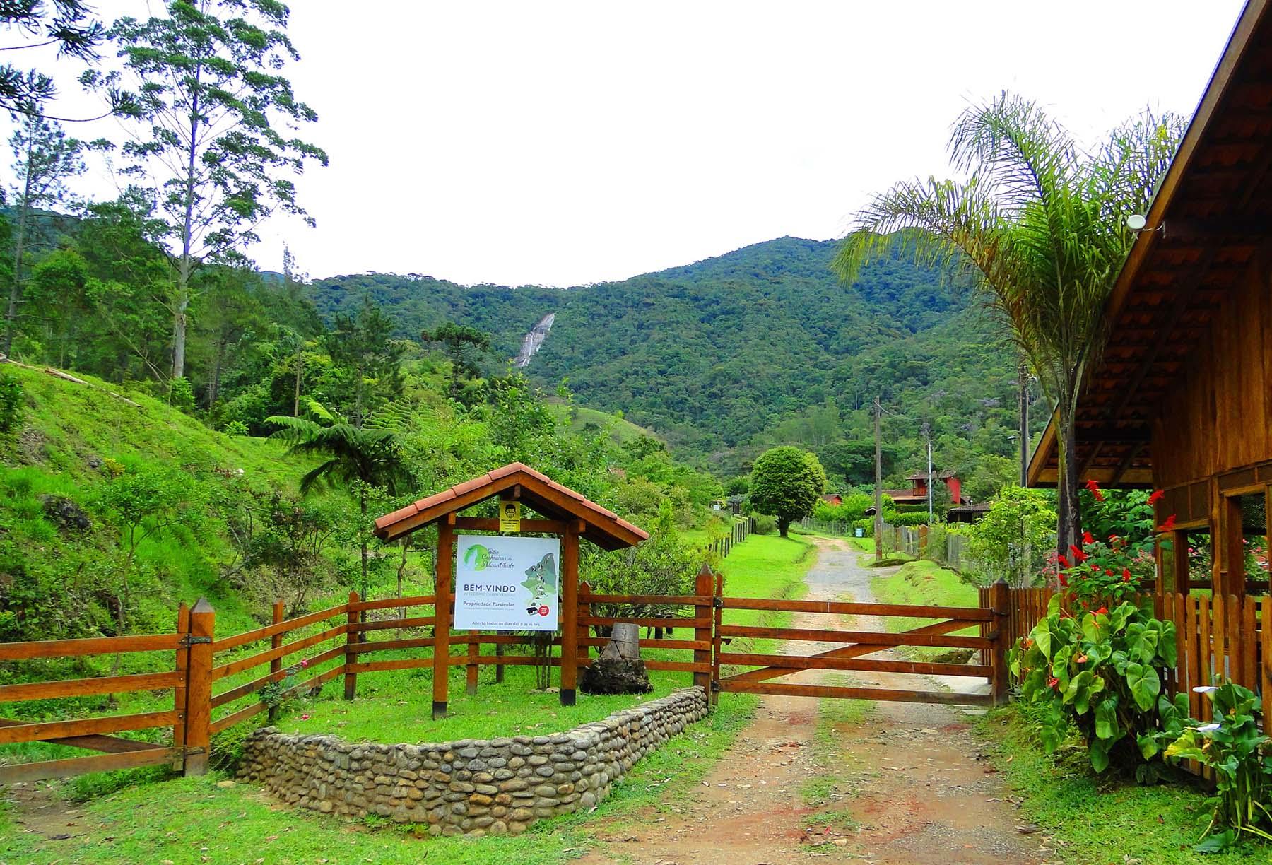 Sítio Cachoeiras do Alcantilado, Visconde de Mauá, RJ