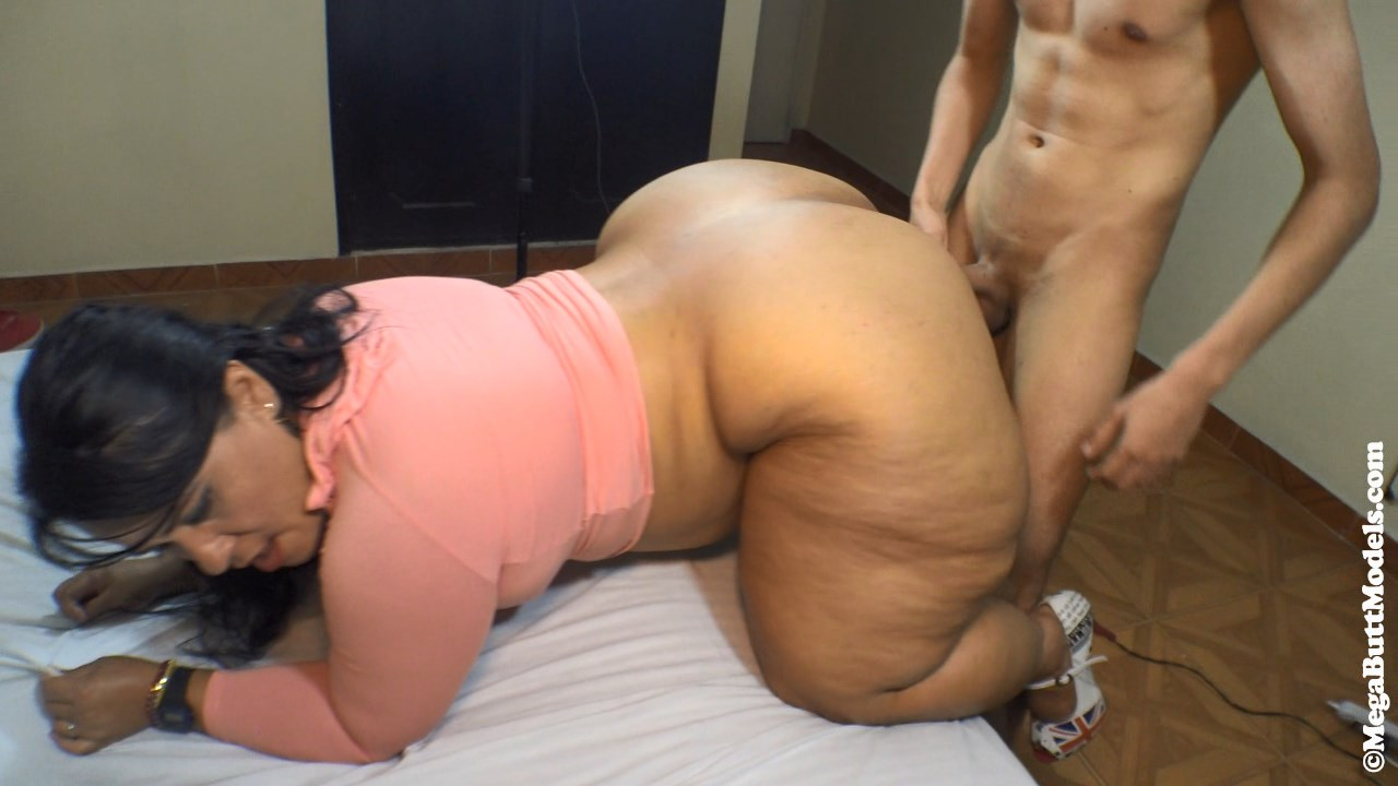 Bubble Butt Latina Porn