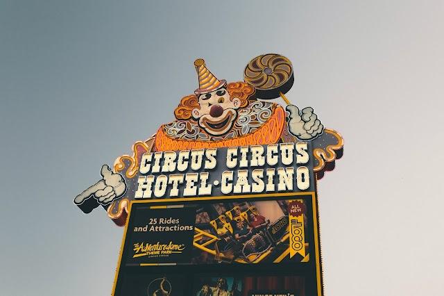 Circus Circus Family Fun, Las Vegas: Family Friendly Hotel