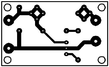 Printed Circuit Overvoltage Crowbar #2